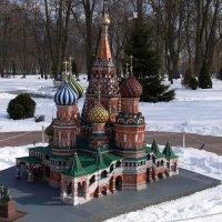 Архитектура в миниатюре :: Светлана Павловская