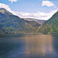 Озеро Рица :: Наталия П