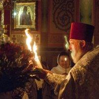 Благодатный огонь :: Андрей Мартынюк