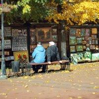 Осенняя Тверь 4 :: Андрей Козов