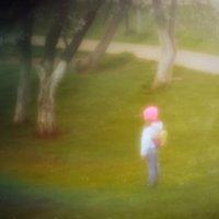 Алиса и её весна... :: Вера Катан
