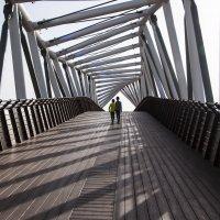 На мосту :: Евгений Дубинский