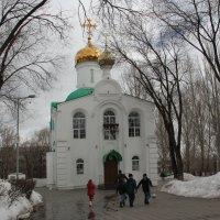 Храм Бориса и Глеба :: Александр Алексеев