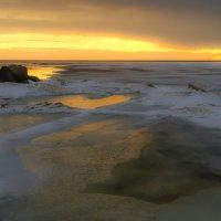 рано утром на Ладожском озере :: Георгий
