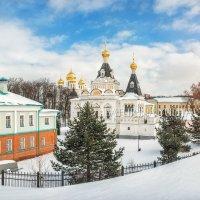 Кремль в Дмитрове :: Юлия Батурина