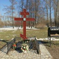 Православный поминальный крест. :: Валентина Жукова