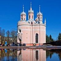 Чесменская церковь. Санкт Петербург. 07.04.2018 г. :: Евгений Васин