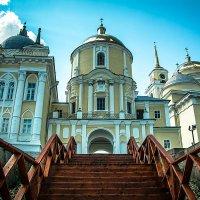 К Храму :: Мария Богуславская