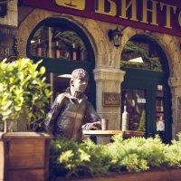 Памятник Балбесу :: Никита Санов