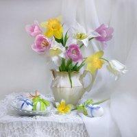 Светлое Воскресение... :: Валентина Колова
