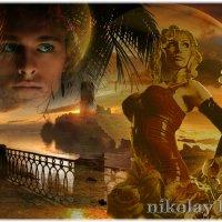 Но нет, не мной восхищены эти глаза :: Nikolay Monahov