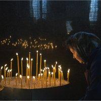 Про свечи :: Юрий Васильев