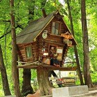 В парке Кисловодска :: Фиклеев Александр