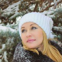 Первый снег :: Елена