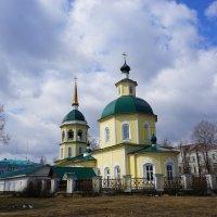 Храм Преображения Господня, Иркутск :: Nikolay Svetin
