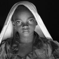 Девочка из Камеруна :: Victoria Rogotneva