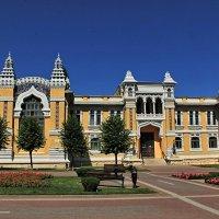 Кисловодск.Нарзанные ванны. :: Фиклеев Александр