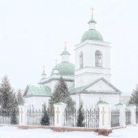 Казанская церковь. :: Андрий Майковский