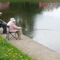 Рыбаки :: Ирина Via