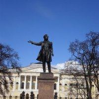 Памятник. :: венера чуйкова