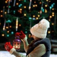 Новогодняя сказка :: Ксения