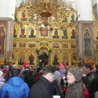 В храме :: Виктор