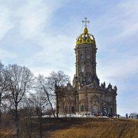 Храм Зна́мения Богоро́дицы в Дубровицах :: Oleg4618 Шутченко