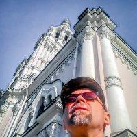 Колокольня Храма Софии Премудрости Божией (Снаружи) :: Сергей Янович Микк