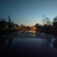 Вечерние огни :: Николай Филоненко