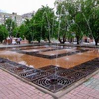 У фонтана :: Марина Таврова