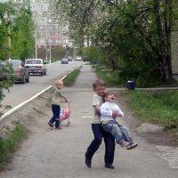 Детские эмоции :: Виктория Гринева