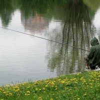 Рыбак :: Ирина Via