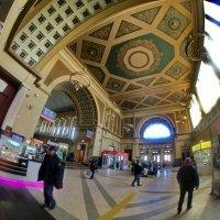 Киевский вокзал. :: Александр Бабаев