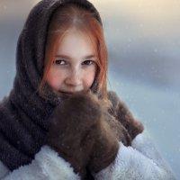зимний портрет :: Мадина Огорелкова