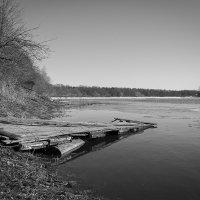 Весна на реке :: Роман никандров