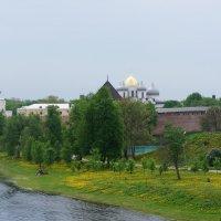 Кремль Великого Новгорода. :: Татьяна Гусева