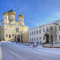 Собор Иконы Божией Матери Боголюбская в Вышневолоцком Казанском монастыре :: Константин