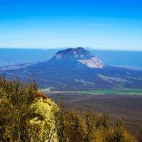 """Вид с вершины горы """"Развалка"""" :: Диана"""
