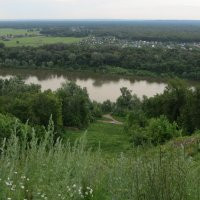 Река Уфимка :: Вера Щукина