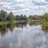 Река Мста :: Галина Каюмова