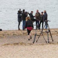 Съёмочная группа за работой :: Natalia Harries