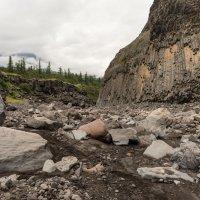 Русло реки Студёной. :: Валерий Давыдов