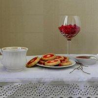 Чай с красной смородиной :: SaGa