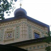Русское барокко в глубинке :: Марина Домосилецкая