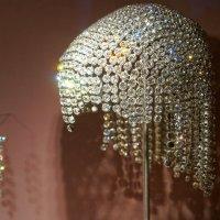 головной убор, кристаллы Сваровски :: IURII