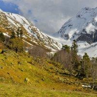 Перевал Софийское седло (2640 м.) :: Аnatoly Gaponenko