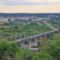 Мост через Клязьму :: Natali Positive