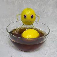 Чай с лимончиком ... :: Олег Кондрашов