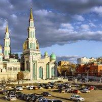 Московская соборная мечеть. :: В и т а л и й .... Л а б з о'в
