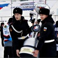 Хоккейный кубок командующего Северным флотом :: Кай-8 (Ярослав) Забелин